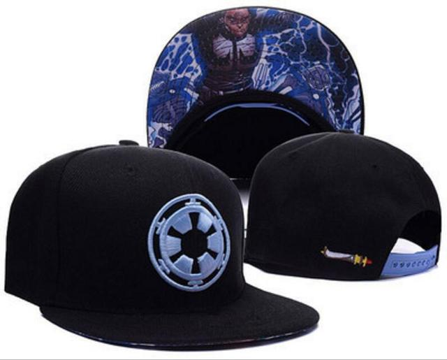 cad6974900ed7 Star Wars Galactic Empire Baseball Hat Unisex Hip Hop Adjustable Canvas  Snapback Caps Men Women Fashion