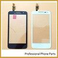 Новый Оригинальный Сенсорный Экран Для Alcatel One Touch M'Pop OT5020 5020 5020d Сенсорная Панель Стекла Digitizer Замена Мобильный Телефон