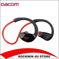 Dacom Athlete Bluetooth Headset Wireless Headphone BT4 1 Sports Stereo Earphone With HD Mic NFC Auriculares
