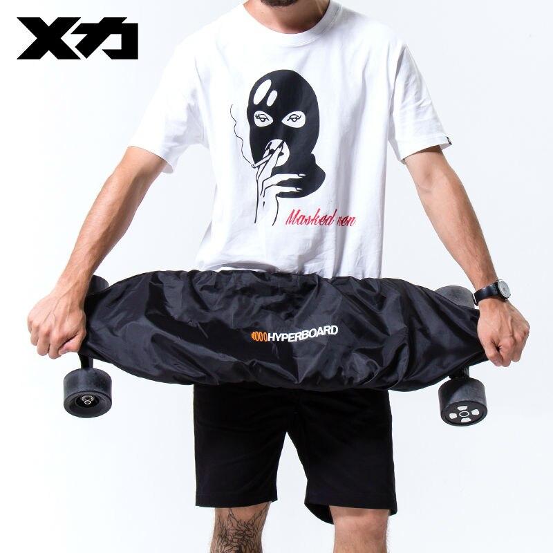 Mackar Electric Skateboard Bag Protective Sleeve 210D Polyester Casing for  Street Backpack Skateboards Protection Cover Skates 064d1a34a77