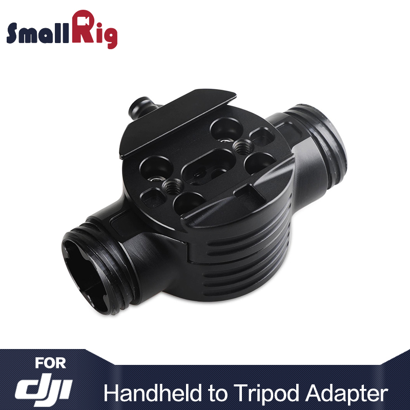 SmallRig En Aluminium Caméra Connecteur pour DJI Ronin-M et pour Ronin-MX De Poche à Trépied Adaptateur Montage Rapide communiqué-1704