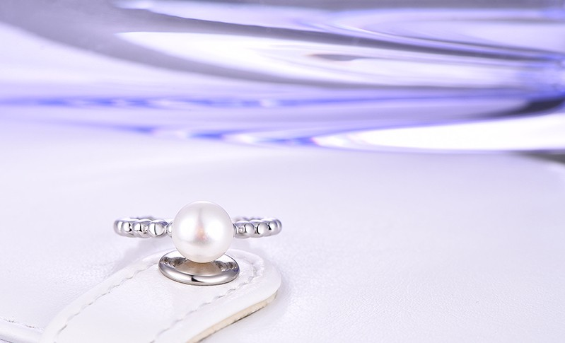for 925 sterling silver wedding ring,for 925 sterling silver ring women pearl rings,925-sterling-silver,sterling-silver-jewelry,pearl jewelry  NR77020A (6)
