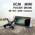 Mini Drone FPV Real Time Video Quadcopte RC Toy Dron With 2MP HD Wifi 200W Camera 2.4G 4CH Helicopter Set High With Controller