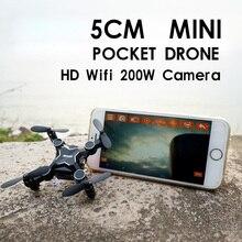 Mini Drone FPV M1HS Quadcopte Rc $ NUMBER CANALES de Vídeo En Tiempo Real Dron helicóptero Conjunto de Alta Con El Regulador Con 2MP HD Wifi 200 W cámara