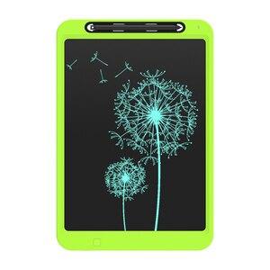 Image 1 - NEWYES 12 pouces LCD écran Pocketbook tablette graphique électronique eink enfants écriture conseil ebook lecteur dessin jeu pour enfants cadeau