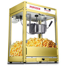 Коммерческая машина для приготовления попкорна автоматическая