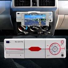 Car Radio MP3 Player Stereo FM/USB aux in SD card charger 12V bluetooth Audio autoradio modulator 1 DIN