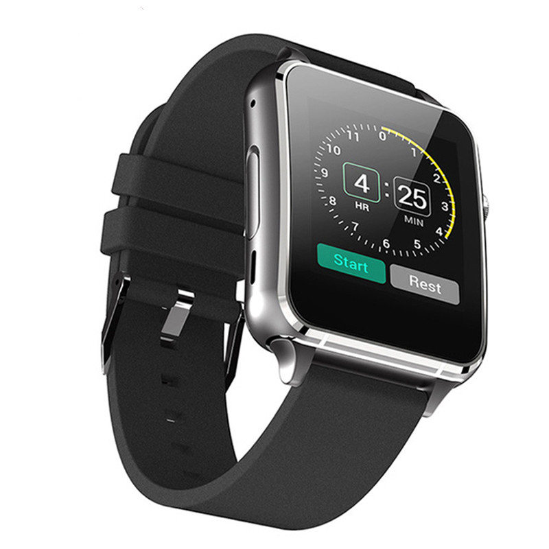 Original m88 pantalla táctil bluetooth smart watch con cámara para apple whatsap