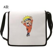 Аниме Косплей Наруто Узумаки Наруто Cos Мультфильм студенческий городок мужской и женский сумки на ремне, ребенок подарок на день рождения
