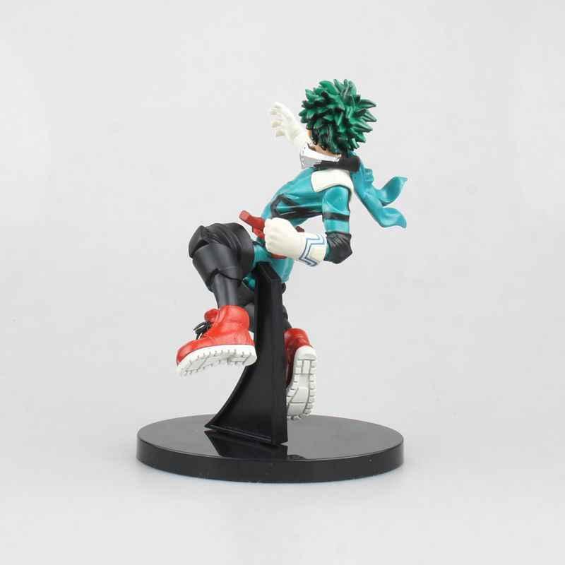 Nieuwe Izuku Midoriya Deku Super Hero Comic Anime Mijn Hero Academia Boku geen Hero Banpresto Figur Beeldje Speelgoed