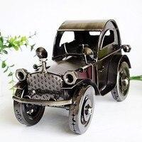 ADA052 Metallic FurnishingClassic Car Model Home Office Irion Articles