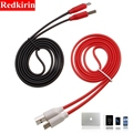 Redkirin Type C USB 3.1 USB C cable Charge Cable USB Data For Xiaomi 4C MX5 Pro for Smart Phone For Macbook OnePlus 2 ZUK Z1
