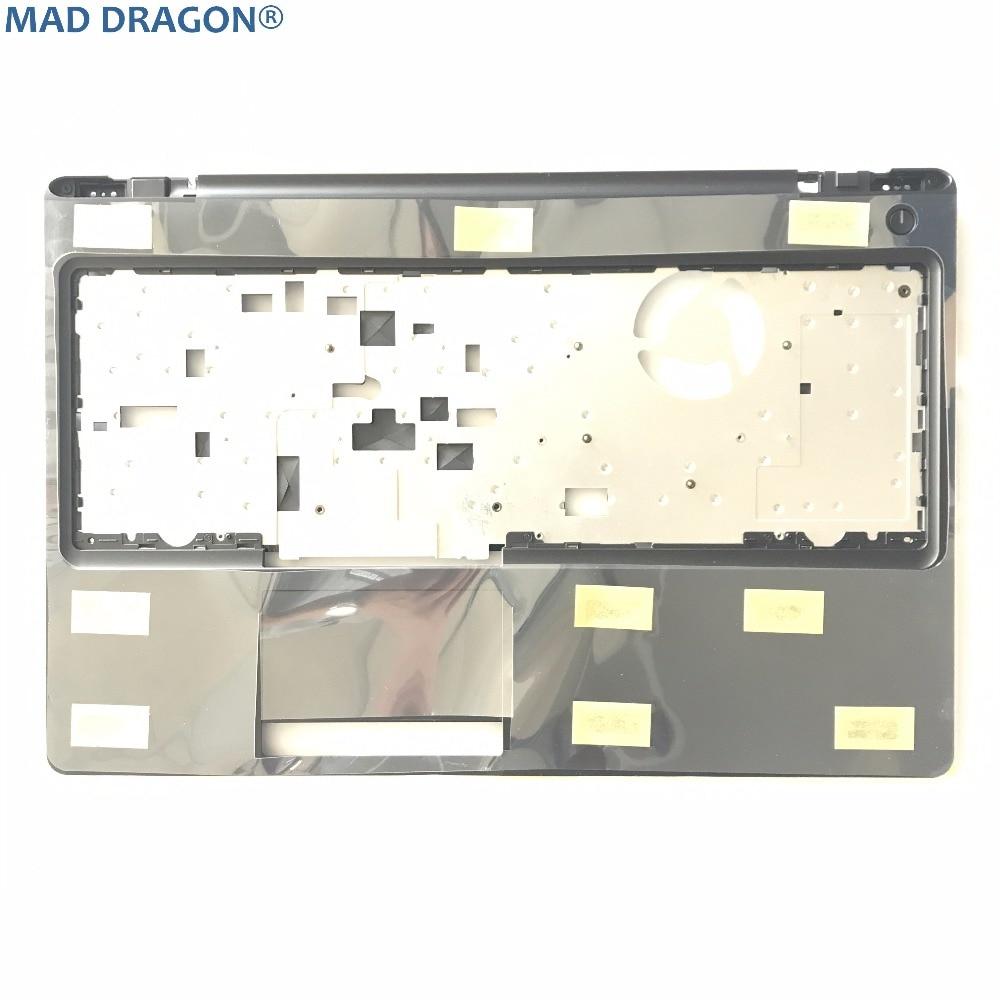 MAD DRAGON new original laptop case for DELL LATITUDE 5580 5590 5591 or PRECISION 3520 3530 palmrest  case C shell  A166U1 laptop palmrest