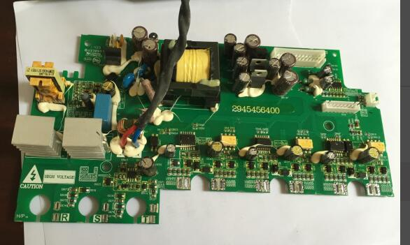 The new inverter VFDS-B and F 2945456400 15/18.5/22/30KW power board/driver board new schneider inverter atv71 series 30kw 37kw power driver board vx5a1hd37n4