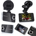 Hot 2.7 Inch K6000 LCD HDMI 1080P Car Dashboard DVR Video Night Recorder Cam Camera Motion G-sensor Video Registrator Car DVRs