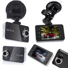 Hot 2.7 Inch K6000 LCD HDMI 1080P Car Dashboard DVR Video Night Recorder Cam Camera Motion G-sensor Video Registrator Car DVRs