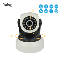 Yalxg Wifi Ip Home P2p Security Network Camera Smart Mini Baby Monitor Two Way Audio 355