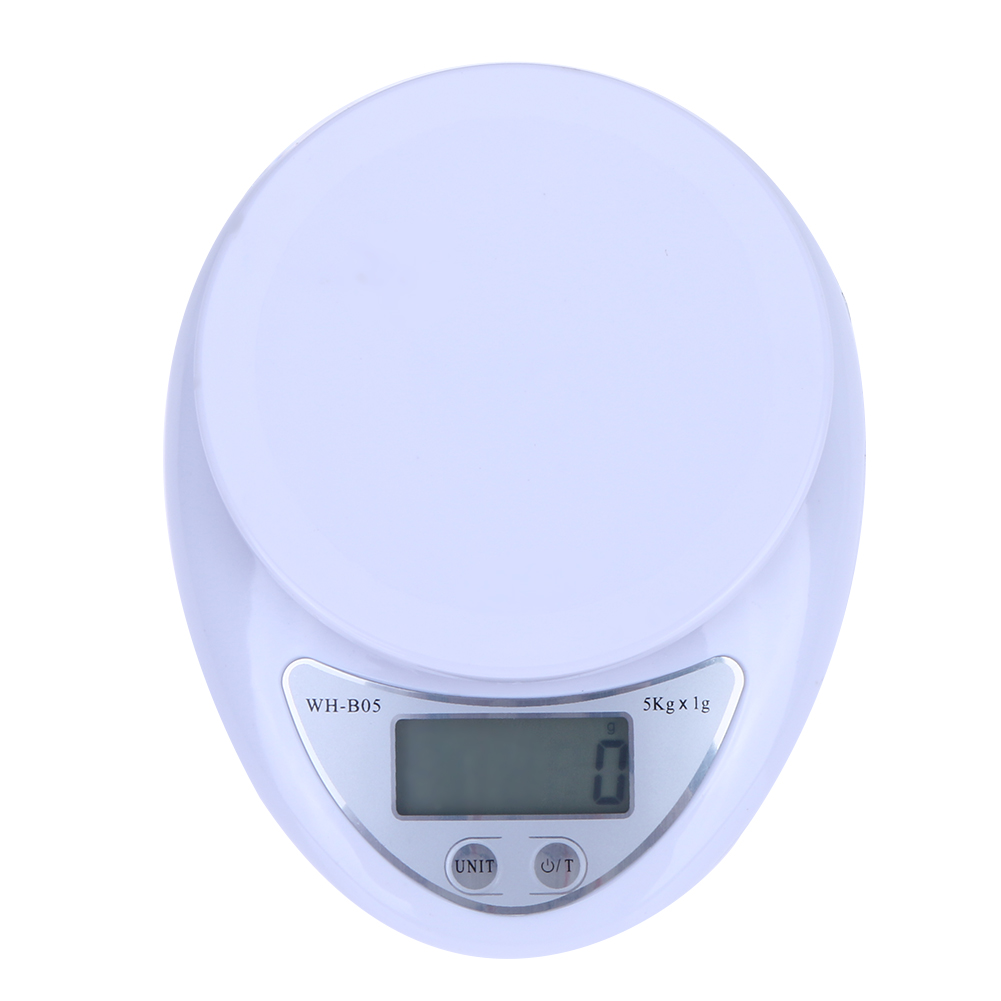 5000g/1g Digital Scale Kitchen Food Electronic Weight Diet Postal Scale Balance Weighting LED kitchen scale High Precision 600g x 0 1g digital balance scale led precision weight