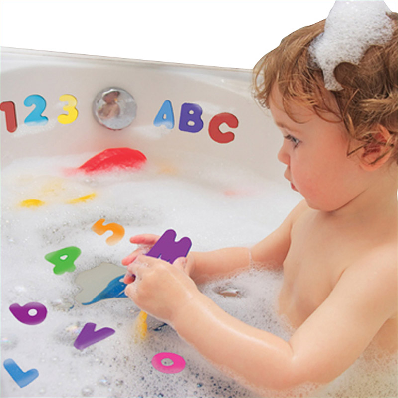 Hot-Kids-Children-Baby-Bath-Toys-water-toys-Classic-toys-Educational-36pcsset-26-Letters-10-Numbers-11-254-4