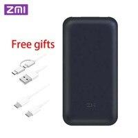 Original Xiaomi ZMI 20000 MAh USB C Power Bank USB PD 2 0 Powerbank Quick Charge