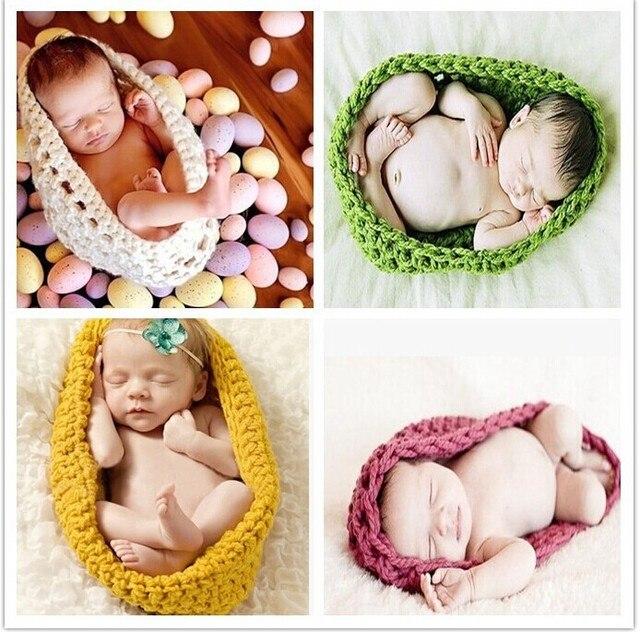 Baby Schüssel Kokon Fotografie Requisiten Handmade Newborn