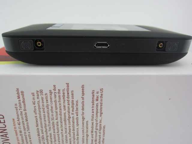Netgear Verizon Jetpack 4G LTE Mobile Hotspot AC791L Plus antenna