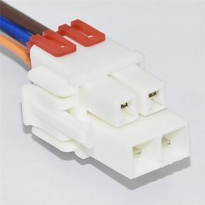 Image 3 - Sensor de descongelación de refrigerador 10K + fusible para LG AP4438477 PS3529340 6615JB2005H, piezas de refrigerador, Sensor de Cable de descongelación