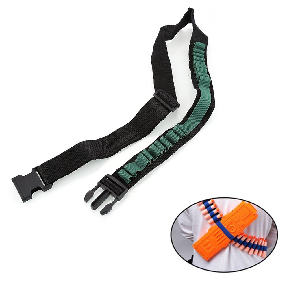 Toy Car Holder Strap : High quality blue toy gun bullet shoulder strap darts