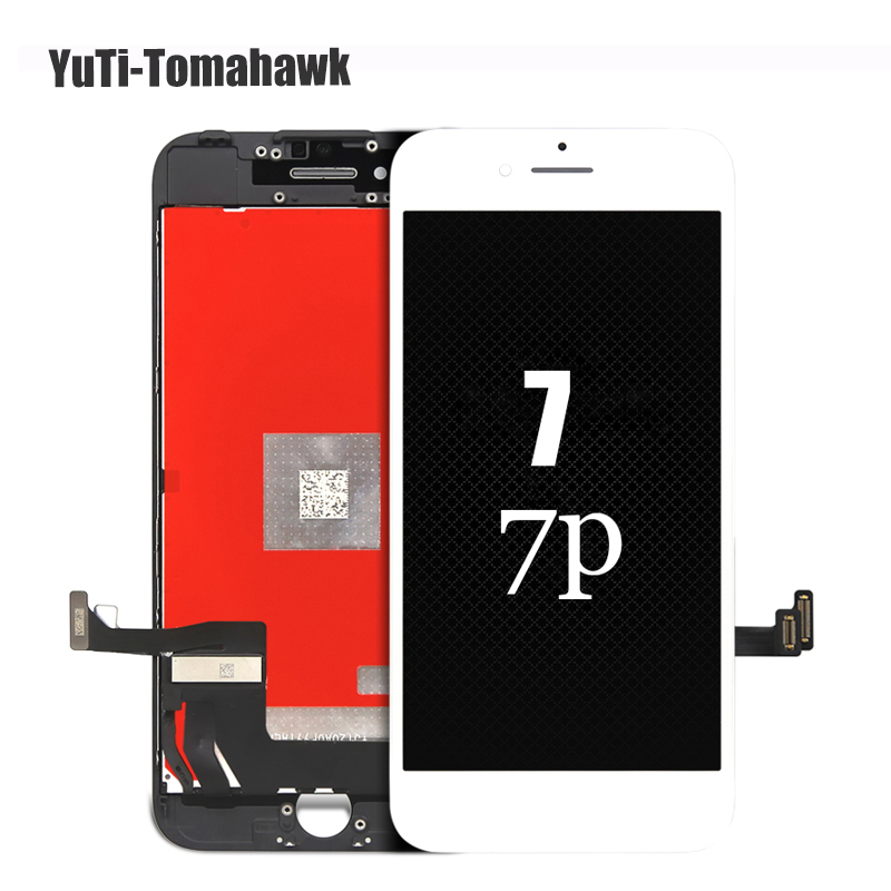 Grade AAA++ LCD 4.7 5.5 inch For Apple iPhone 7 7plus LCD Display Touch Screen Digitizer Assembly Replacement Free Shipping