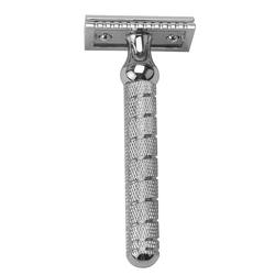 Мужской влажный бритвенный лезвие безопасной бритвы Бритва Ручка Парикмахерская Мужская Ручная борода безопасный бритвенный станок