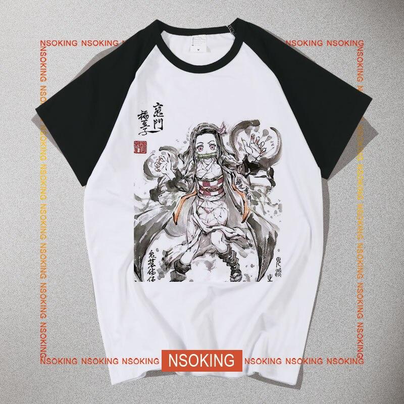 鬼灭之刃新T恤模板01