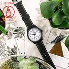 Citizen Q&Q Mens Watches Set Luxury Brand Waterproof Sport Wrist Watch Quartz solar watch women watches Relogio Masculino 8J001Y