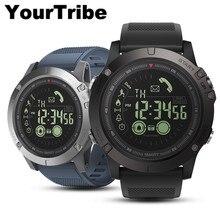 YourTribe VIBE 3 Flagship luminosa Smartwatch 33-month Monitoramento de Tempo de Espera 24 h All-Weather Relógio Inteligente Para IOS E Android