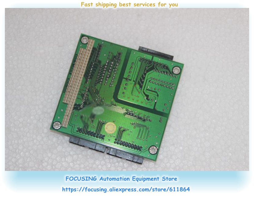 PCM-3730 REV: A1 104 Acquisition Module industrial motherboardPCM-3730 REV: A1 104 Acquisition Module industrial motherboard