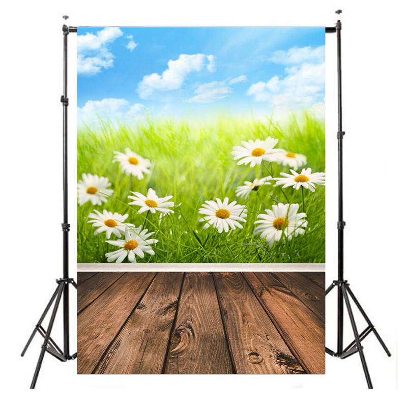 5x7ft Vinyl Spring Wood Floor Photography Backdrops For Studio Props Thin Photographic Background Cloth Camera Photo Accessories 5 x 10ft vinyl photography background for studio photo props green screen photographic backdrops non woven 160 x 300cm