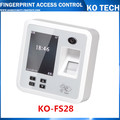 FS28 Biometric Fingerprint Access Control Machine Electric Fingerprint Reader Scanner Sensor Code System For Door Lock