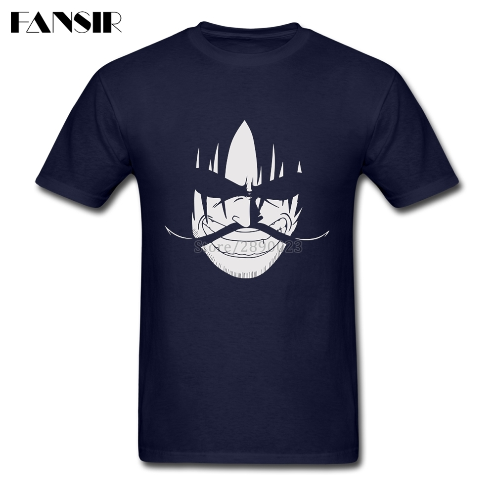 The Greatest Pirate Anime One Piece Men T Shirt Amazing T Shirt Custom Cotton Short Sleeve Big Size Brand Clothing For Family
