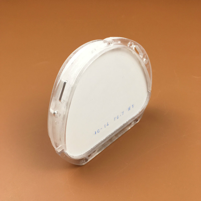 Matériau dentaire Super translucidité Amann Girrbach système CAD CAM nouveaux blocs en céramique zircone dentaire