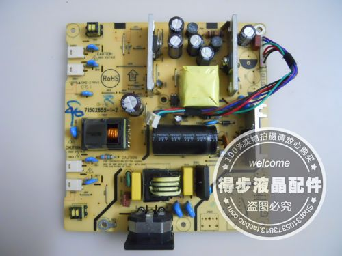 Free Shipping>Original  L1710 power board 715G2655-1-2 -powered board package test good Condition new-Original 100% Tested Worki free shipping original l1710 power board 715g2655 1 2 powered board package test good condition new original 100% tested worki