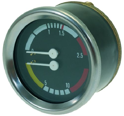 ASTORIA CMA  Boiler-pump Pressure Gauge  60 mm marburg astoria 53734