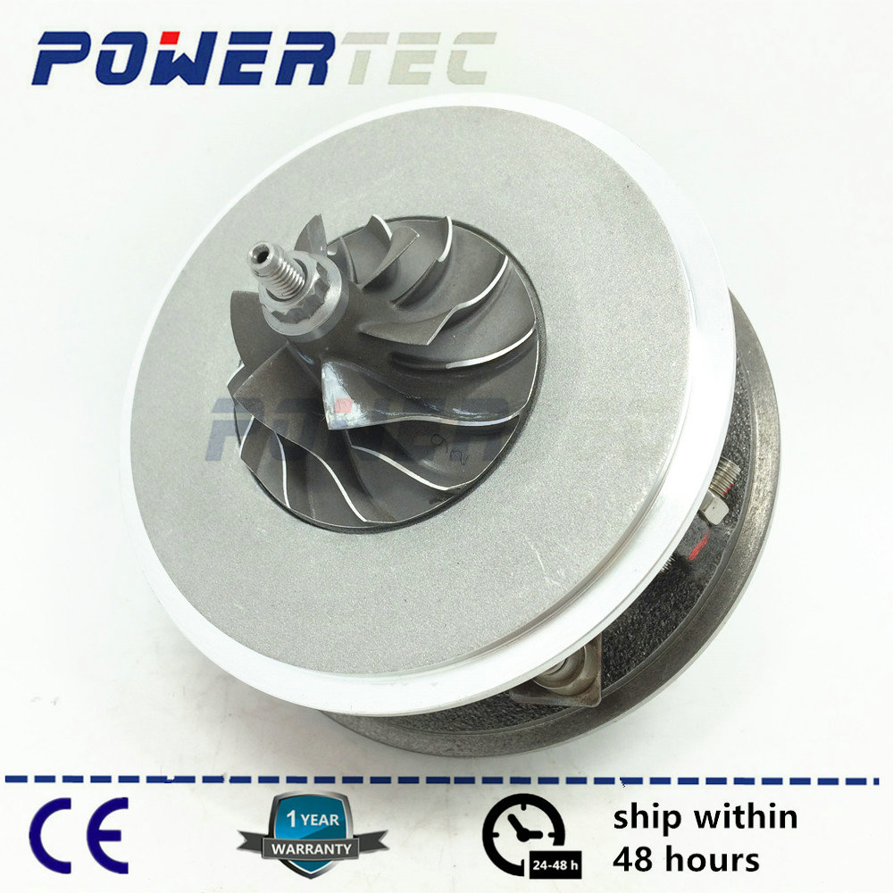 New GT1749V turbocharger cartridge for Audi A4 A6 VW Passat B5 1.9 TDI 74kw 81kw - CHRA turbine core 454231-5012S / 028145702H