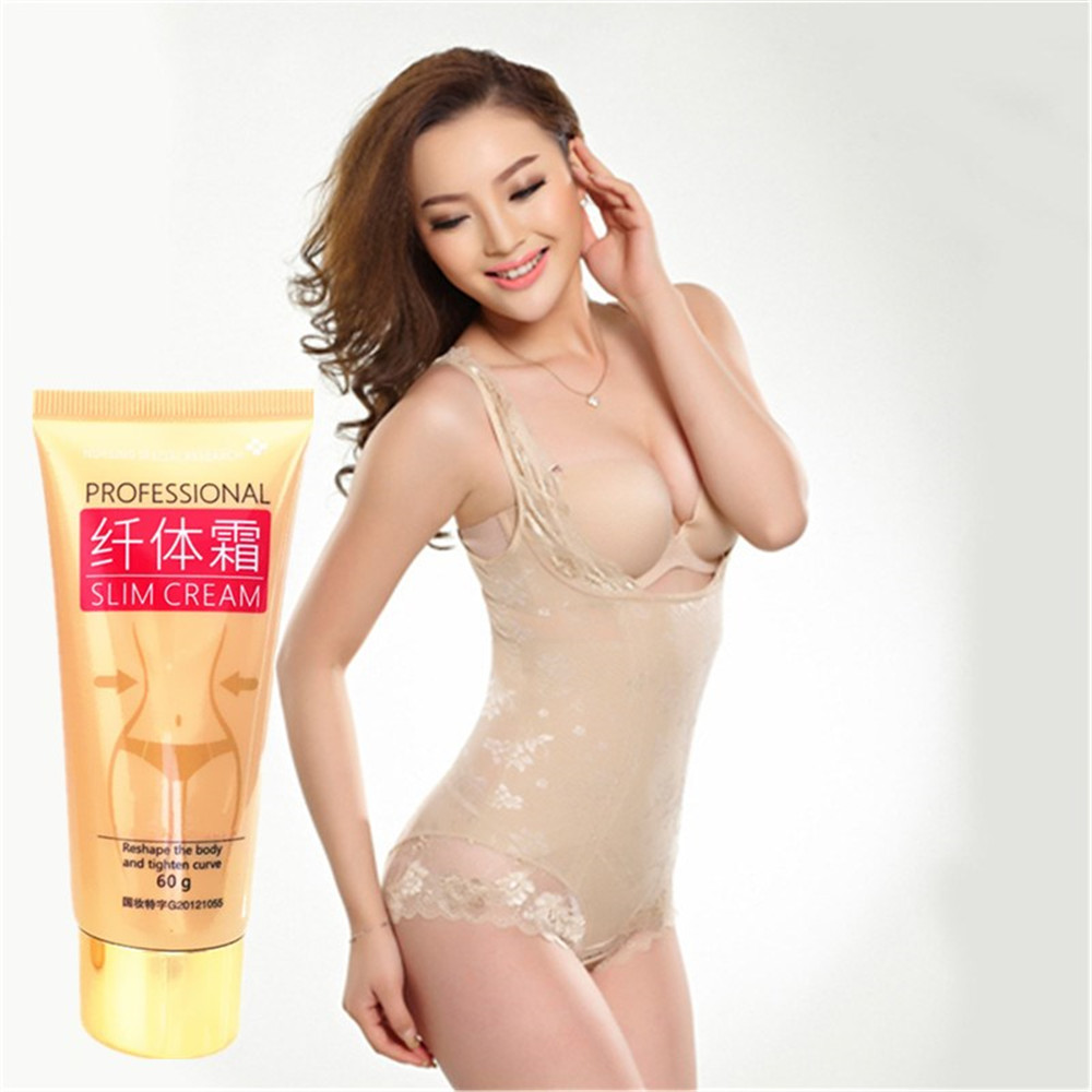 Nature Ginger Strong Efficacy Losing Weight body creams for Anti Cellulite Slimming Patches Burning fat Creams For Slimming 60g