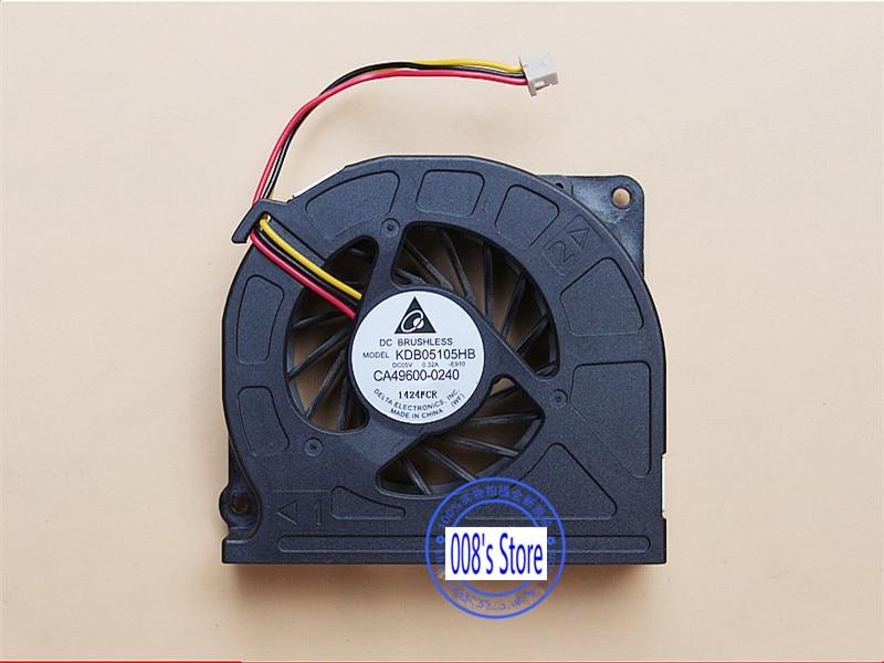 CPU Cooling Fan  Asus Pro B400VC-W3022X B400A FAN B400VC KDB05105HB-CF74 CF73