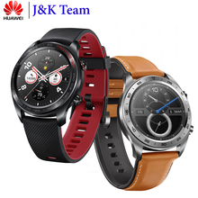 8f93389adb2 Huawei honor relógio magia smartwatch nfc gps 5atm à prova d água  rastreador de freqüência cardíaca sono rastreador trabalho 7 d.