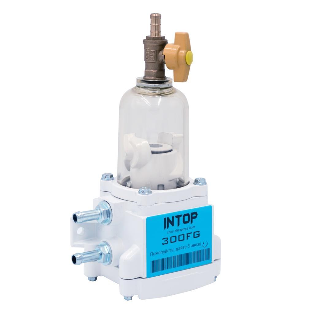 Fuel filter water separator 300fg OEM swk2000/5 with fitting MASSEY FERGUSON FENDT Vario diesel engine element E0530K massey ferguson usa spare parts 2017