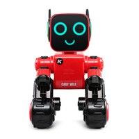R4 JJRC RC Robôs Multifuncional Voice-Ativado Brinquedo Inteligente Brinquedos Robô de Controle Gesto Dinheiro Coin Saving Banco Crianças Presentes