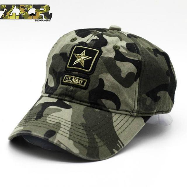 21d1a54b0fe Unisex Tactical Camouflage Camo Cotton Baseball Branded Women Men Tactical  Army Caps Seals Punisher American Sniper Baseball Hat