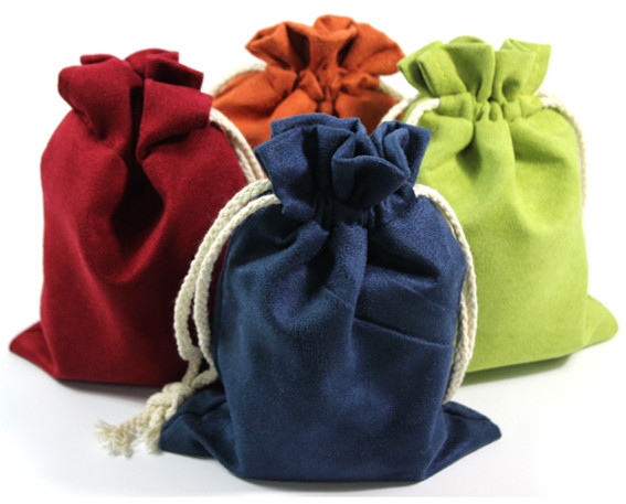 Popular Drawstring Leather Pouch-Buy Cheap Drawstring Leather ...
