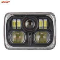 7 9 Inch Cree 88W High Low Beam Headlight For Offroad Truck