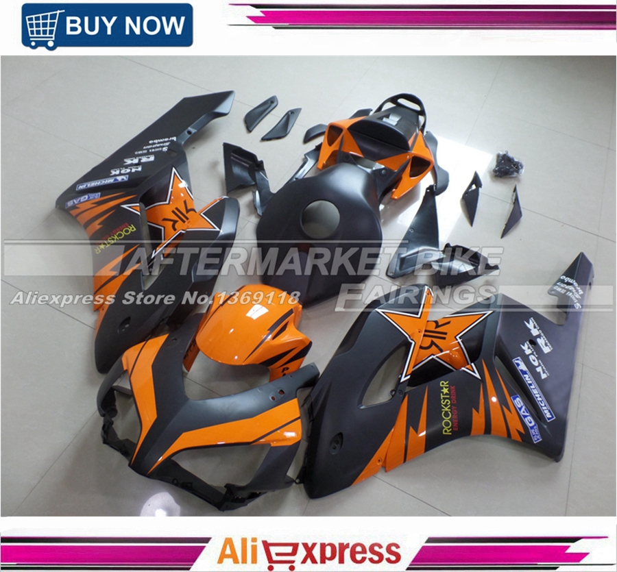 100 Good Quality CBR1000RR 04 05 ABS Plastic Fairing Kit Cowling For Honda CBR1000RR 2004 2005
